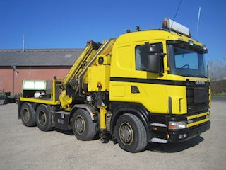Fassi F800/900XP24 Norge
