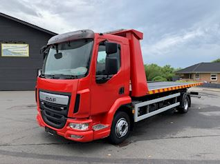 DAF CF250 Autotransport
